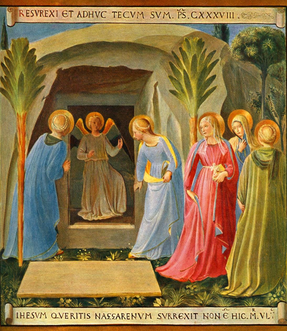 Buona Pasqua nella consolazione del Paraclito!