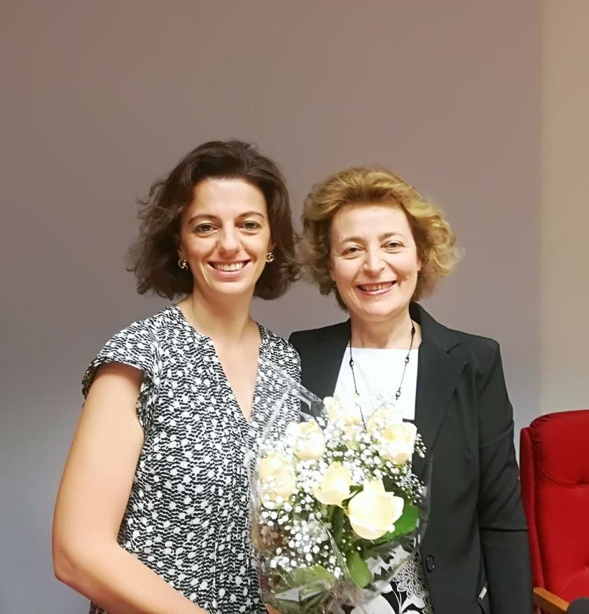 Congratulazioni alla biblista Maria Armida Nicolaci